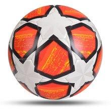 League Balls Match Machine-stitched voetbal Material Training 5 Sale futbol Soccer Standard Sports 4 Size PU Size Football Hot B