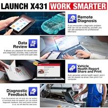 2021 Lancering X431 Pro Mini V3.0 Volledige System Car Diagnostic Tool Obd OBD2 Bluetooth Wifi Code Reader Scanner X 431 Voors mini X431 V