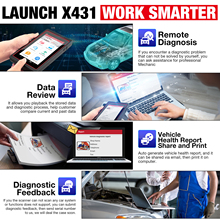 2021 출시 X431 프로 미니 V3.0 전체 시스템 자동차 진단 도구 OBD OBD2 블루투스 와이파이 코드 리더 스캐너 X 431 프로 미니 X431 V