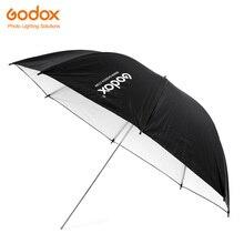 """Godox ستوديو فوتوجرافي 40 """"102 سنتيمتر أبيض وأسود عاكس الإضاءة مظلة بمصابيح إضاءة"""