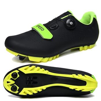 Specialized Winter Speed MTB Cycling Shoes Road Racing Bicycle Flat Sneakers Men Cleat Women Dirt Bike Spd Mountain Footwear 22