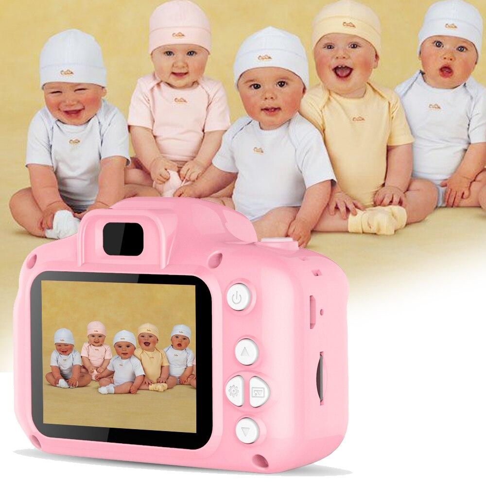 Children's Camera Waterproof 1080P HD Screen Camera Video Toy 13 Million Pixel Kids Cartoon Cute Camera Outdoor Photography Kids