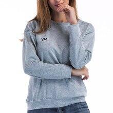 SAGACE Fashion Simple Autumn Sweatshirts Ladies Tops Long Sleeve Blouse Casual Ladies Soft Loose Long Sleeve T Shirt Blouse