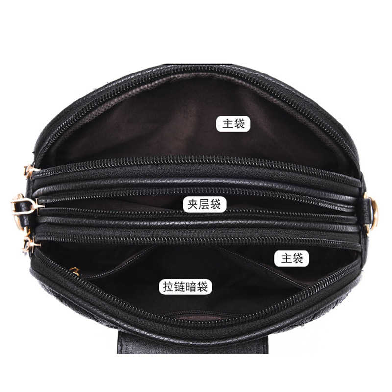 2020 летняя маленькая сумка-мессенджер на плечо для девушек, женские трехслойные круглые роскошные сумки, сумки через плечо для женщин, дизайнерская сумка