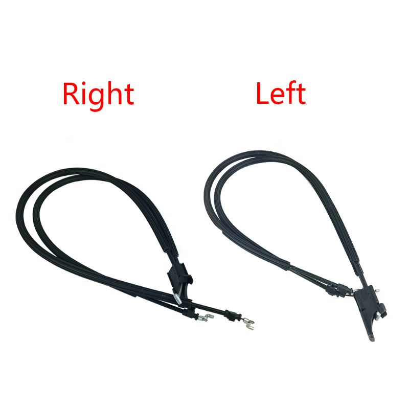 High Quality 1 Pc Vehicle Car Left /Right Hand Front Seat Tilt Cables For Ford Fiesta MK6 2002-2012 RH 1441167/1441166