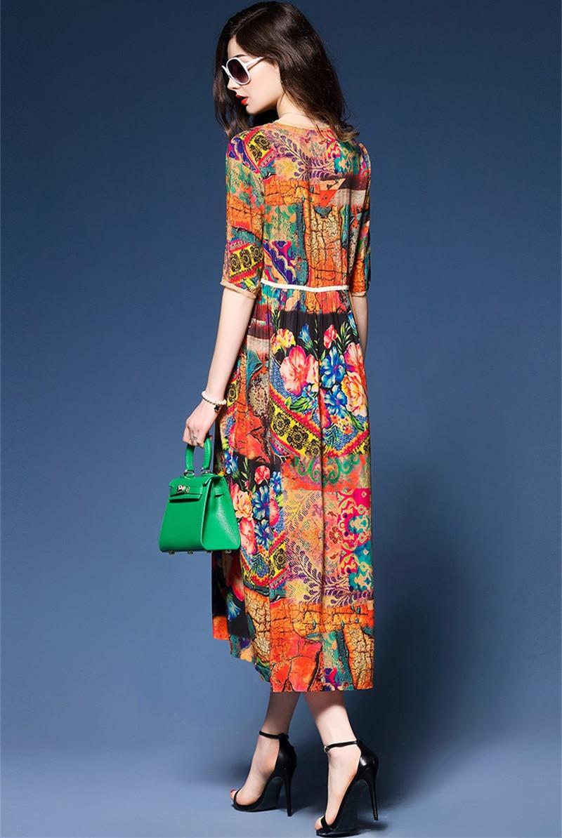Silk Dress Women Ethnic  4
