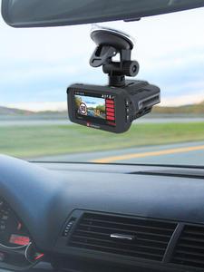 Junsun Radar-Detector Car-Dvr-Camera Video-Recorder Dash-Cam 23041296p 1080P GPS 3-In-1