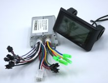 Greentime 36v 48v 350w 18a brushless dc controlador de motor ebike + SW-900Display um conjunto