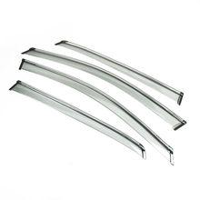 Для Фольксваген Гольф 7 MK7-18 козырек вентиляционный тент Окно Солнцезащитный дождь дефлекторы