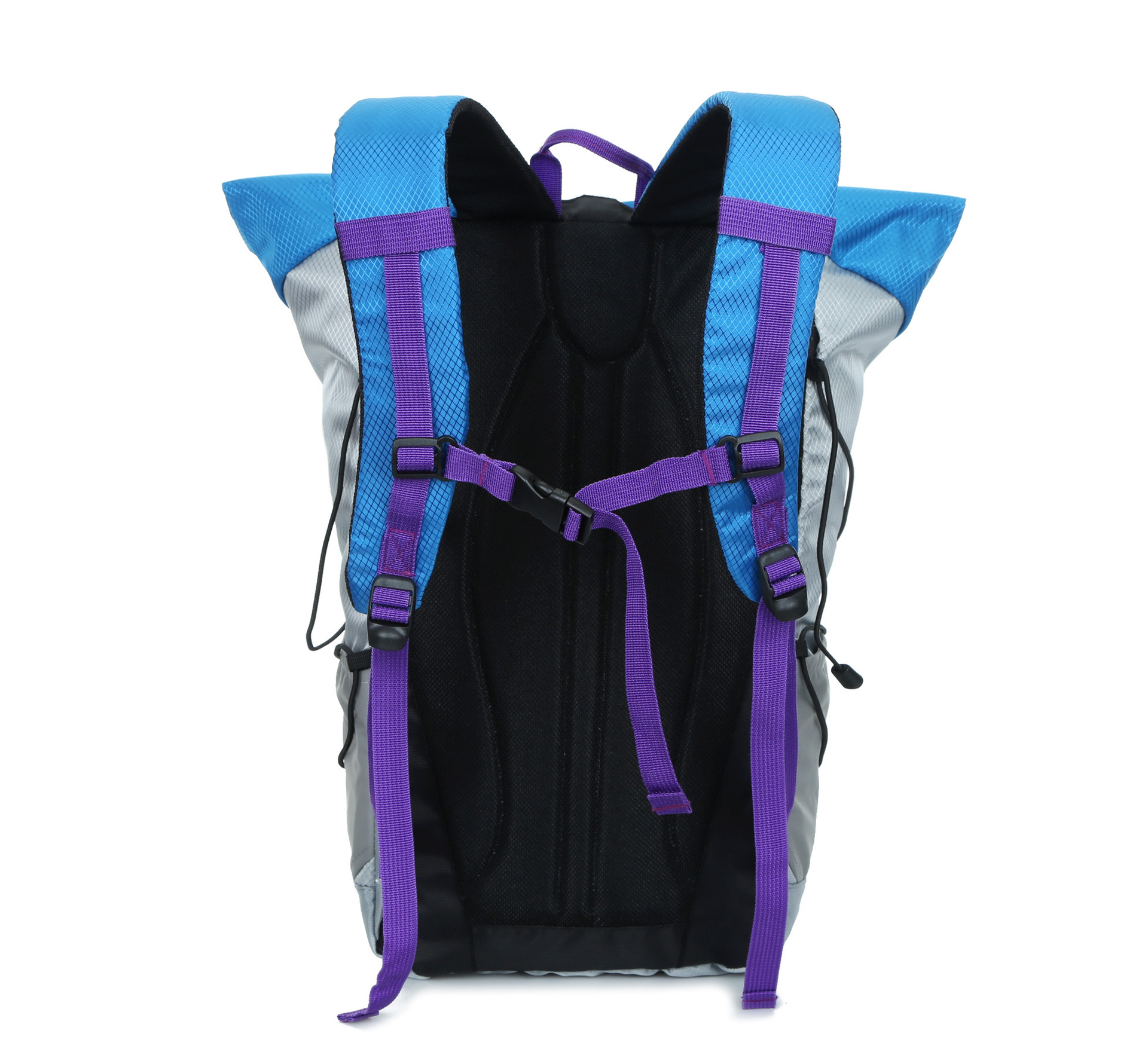 Large-Volume Fashion & Sports Riding Backpack Men And Women Outdoor Light Travel Hiking Mountaineering Bag Luggage Bag