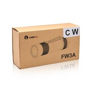 Image 5 - LuminTop FW3A 3 PCS Cree XPL HI Led อิเล็กทรอนิกส์สวิตช์หางยุทธวิธี Strobe แสงเทียน LED ไฟฉายแนะนำ 18650 แบตเตอรี่