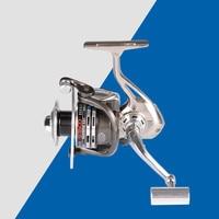 Spinning Fishing Reel Seawater/Freshwater BM S2000 S6000 Aluminum Spool Spinning Reel Ocean Beach Fishing Reservoir Pond