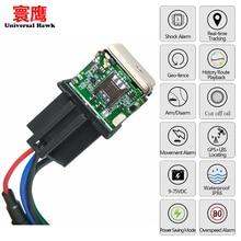 CJ720 лучшее слежение автомобиля реле gps трекер устройство GSM локатор дистанционное управление Противоугонный мониторинг отрезать масло системы питания