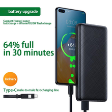 External-Battery-Charger Power-Bank Xiaomi Portable 20000mah PD20W Super