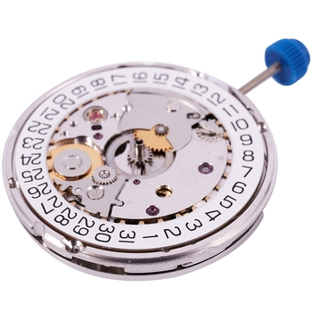 TOP for ETA 2824-2 SELLITA SW200 White 3H Mechanical Watch Clock Movement