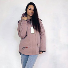 Winter Jacket Coat Padded Short Hooded Woman Parka Female Casual Women's Cotton New Warm