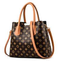 Vintage Women Crossbody Shoulder Bag Retro Casual Female Causal Big Capacity Totes Handbags Messenger Shoulder Bags