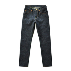 SAUCE ORIGIN 910-CL Selvedge Jeans Raw Jeans Mens Jeans  Mens Jeans Brand   American Cotton Slim Fit Jeans for Men blue jeans