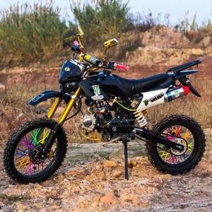 125cc gasolina bycicle adulto moto bicicleta da motocicleta fora de estrada fatbike corrida de moto cascalho downhill pit sujeira mountain bike|  -