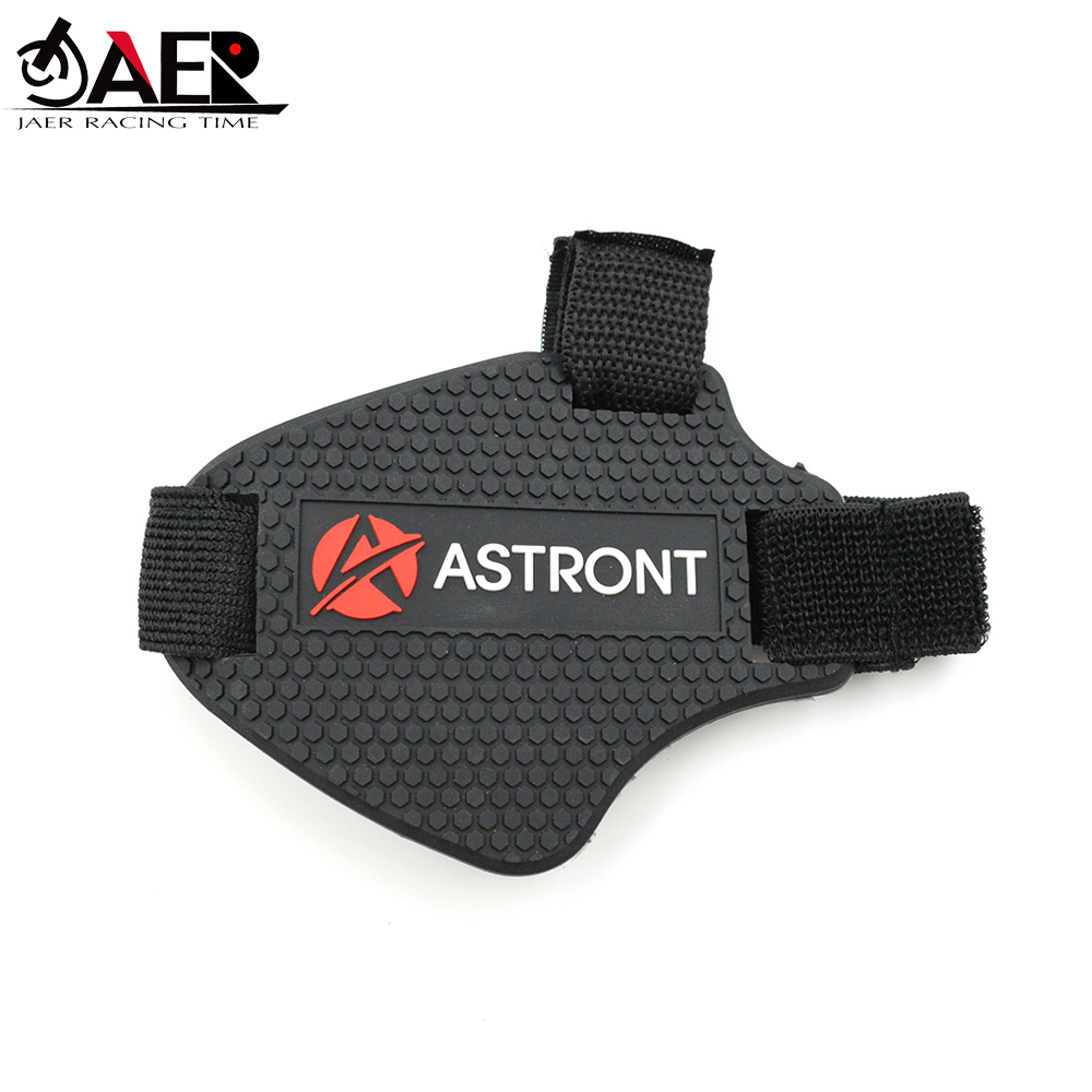 JAER Motorcycle Shoes Protective Motorcycle Gear Shifter Shoe Boots Protector Motorbike Boot Cover Protective Gear Shift
