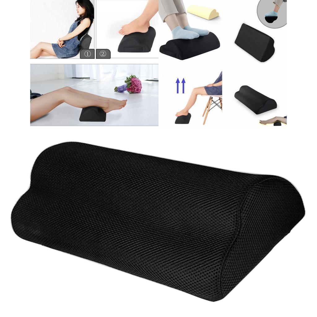 Удобная подставка для ног 360 под стол подушка офисного кресла