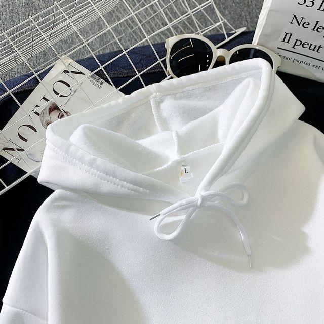 Harajuku Women's Hoodies Hary Style Glasses Print Sweatshirt Pullover Streetwear Moleton Feminino Vintage Clothes Drop 2