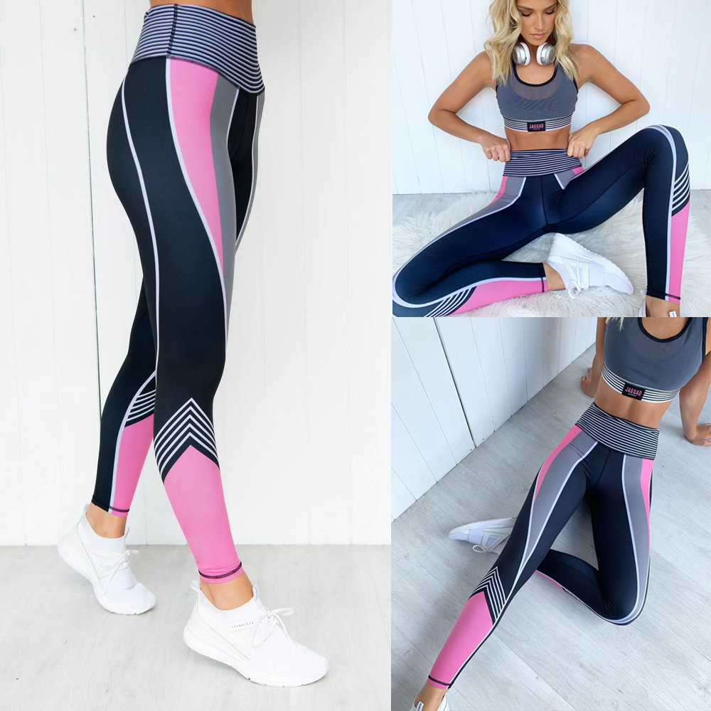 Big Strength Big Size Women Leggings Casual Compression Fitness Ladies Workout High Waist Long Leggings Trousers