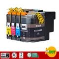 Совместимый для принтера Brother LC22U LC 22U LC 22UXL  картридж для принтера Brother DCP-J785DW MFC-J985DW
