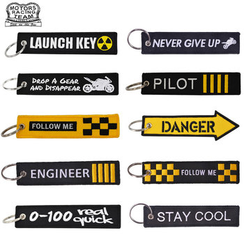 Luggage Tag Trave accessories Embroidery Launch Key Pilot Travel tag  bagage tags for Flight Crew Pilot Aviation Lover luggage bagage tag label remove before flight key chain follow me travel accessories embroidery tag flight crew aviation gift