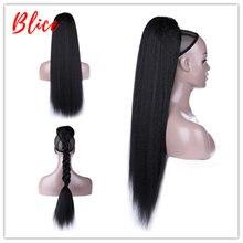 """Blice 30 """"курчавые прямые волосы с двумя пластиковыми гребнями"""