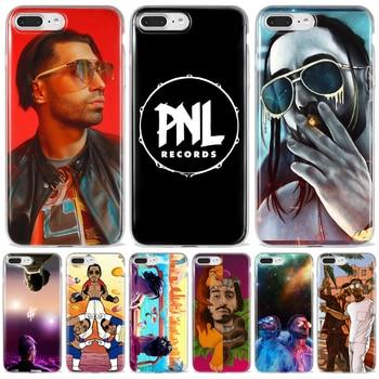 Coque Portable Iphone PNL QLF Rappeurs Deux Frères