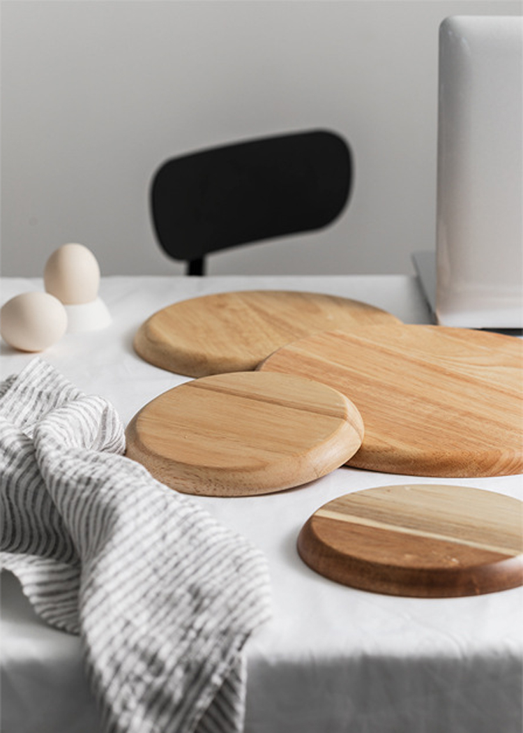 Wood-Serving-Tray-Round-Dessert-Plate-Tea-Coffee-Toast-Plates-Desserts-Wooden-Fruit-Food-Display-Platter-Home-Table-Decor-010