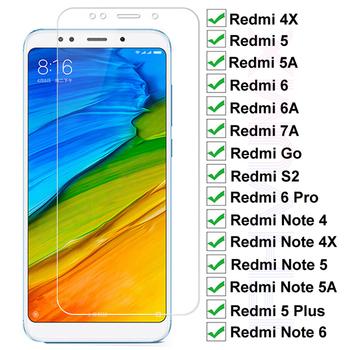 Szkło hartowane 9H dla Xiaomi Redmi 5 Plus 5 5A S2 7A 4X 6 6A szkło ochronne uwaga 4 4X 5 5A 6 Pro szkło ochronne tanie i dobre opinie FHVUMX Folia na przód Redmi Uwaga 6 Pro Redmi 6 Redmi 6 Pro 4X Redmi Nocie Redmi 5A Redmi Uwaga 5 Pro Redmi Note 5 Redmi S2