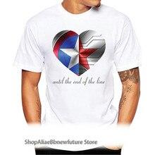 Teehub mais novo camiseta masculina manga curta engraçado coração stucky impresso topos clássico t legal design geek t camisas
