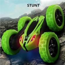 Hugine RC Car 2.4G 4CH Stunt Drift Deformation Buggy