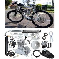 80cc 2 Stroke Gas Cylinder Motores Petrol Engine Bike Complete Motorcycle Motorized Bicycle Engine Kit