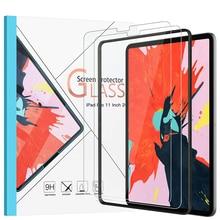 Tempered Glass For iPad 2017 2018 9.7 Air 1 2 iPad Pro 11 10.5 9.7 Screen Protector For iPad mini 1 2 3 4 Protective glass film protective screen protector guard films for ipad 2 the new ipad transparent 3 piece