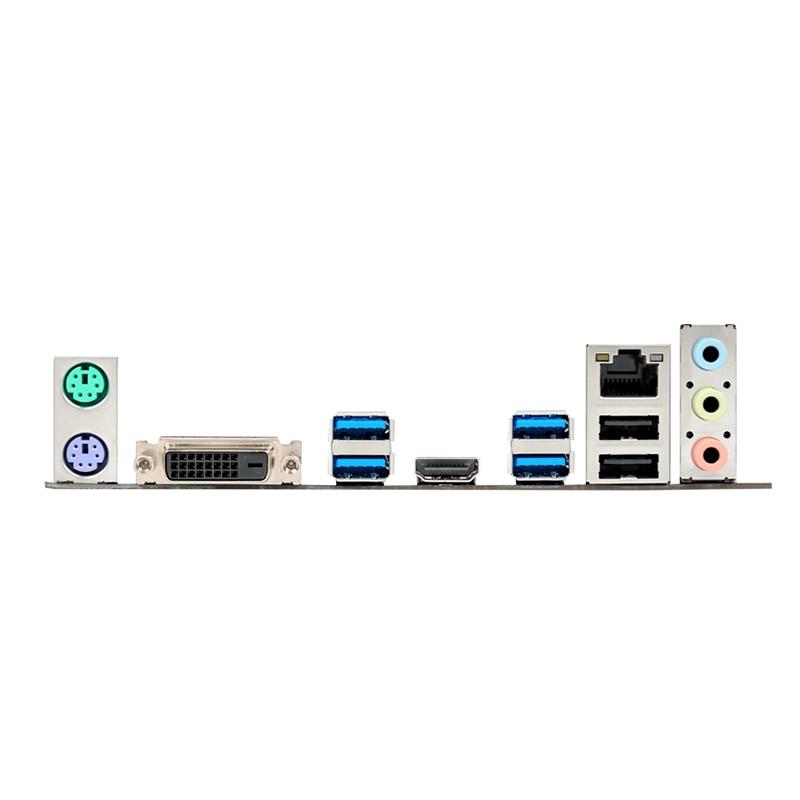 Original For ASUS PRIME Z270-P Desktop motherboard MB Z270 LGA 1151 DDR4 64GB ATX PCI-E 3.0 100% fully Tested Free shipping 11
