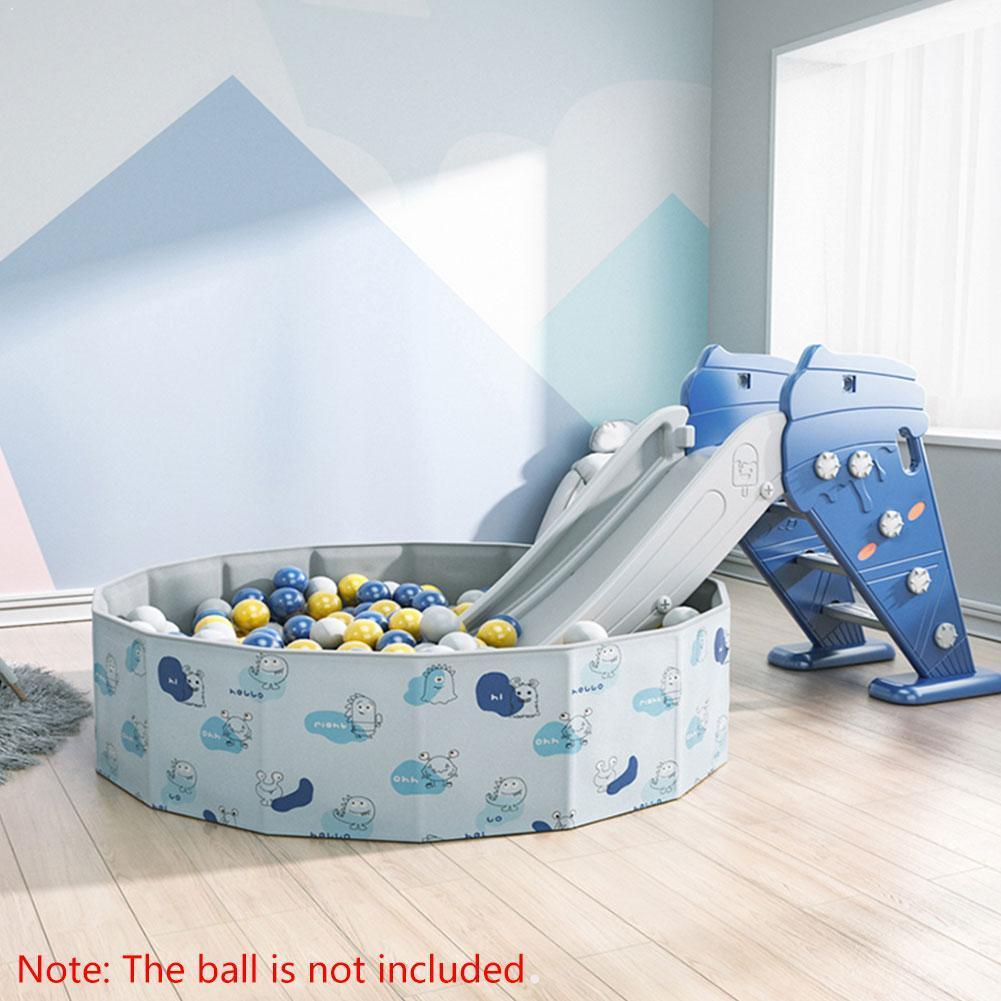 Infant Children Play Game Foldable Ocean Ball Pool Without Ball Pits Kids Portable Tents Toy Folding Playpen Washable Gift N1S5
