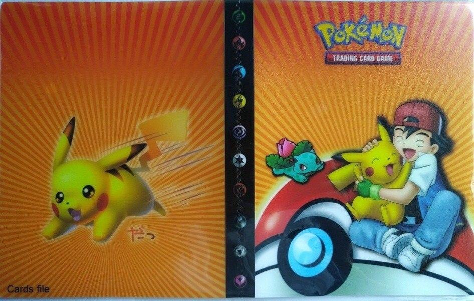 TAKARA TOMY держатель для карт с покемонами, альбом для игр Gx, коробка для карт с покемонами, 240 шт., держатель с покемонами, держатель для карт, Чехол для карт