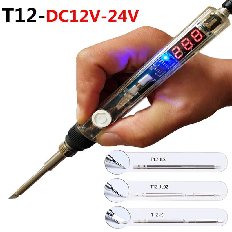 T12 Mini Electric Iron…