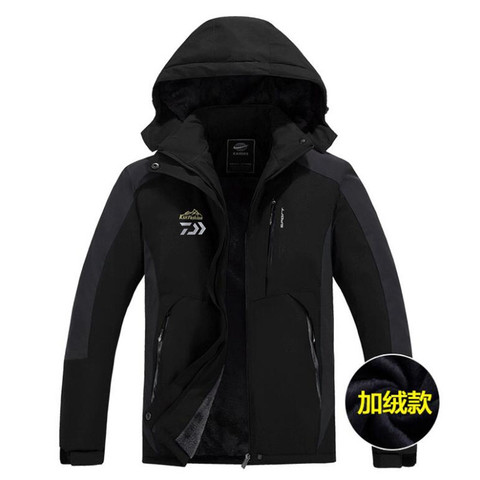 2020 daiwa roupas de pesca inverno outono inverno a prova dwaterproof agua quente jaquetas de
