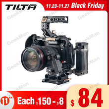 Camera Cage TILTA PANASONIN Micrphone Black W/cold-Shoe-Mount for S1 S1h/S1r/Dslr-camera