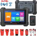 Autel MaxiCOM MK908 Wireless Diagnostic Scan Tool With ECU Coding ADAS Bi-Directional Control Active Tests IMMO Keys All Systems