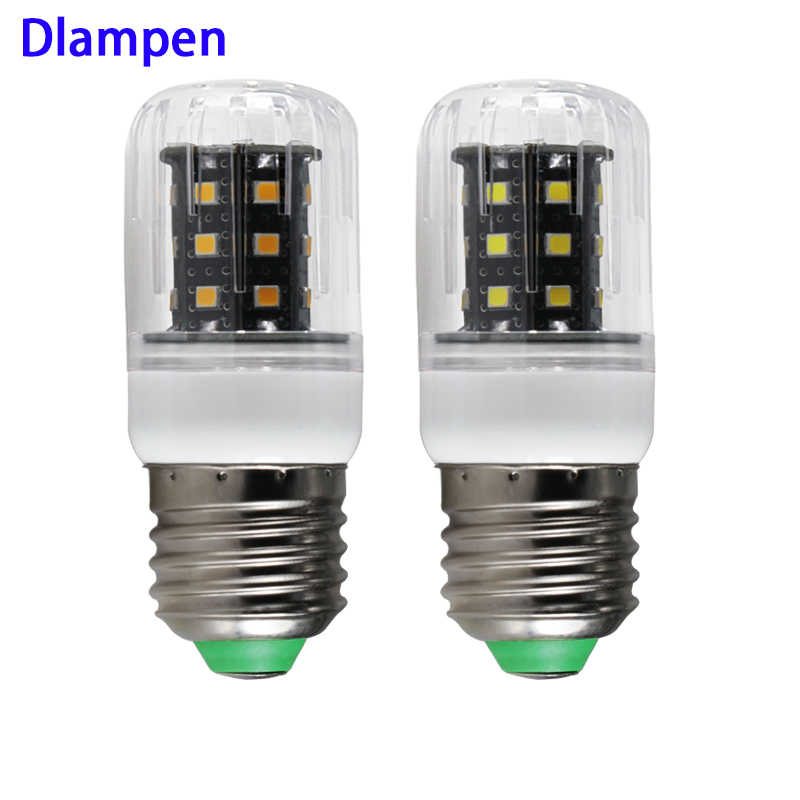 ampoule led e27 E14 3W Ac Dc 12v 24v 36v low voltage small corn bulb smd 2835 high quality energy saving lamp 12 24 36 v volts