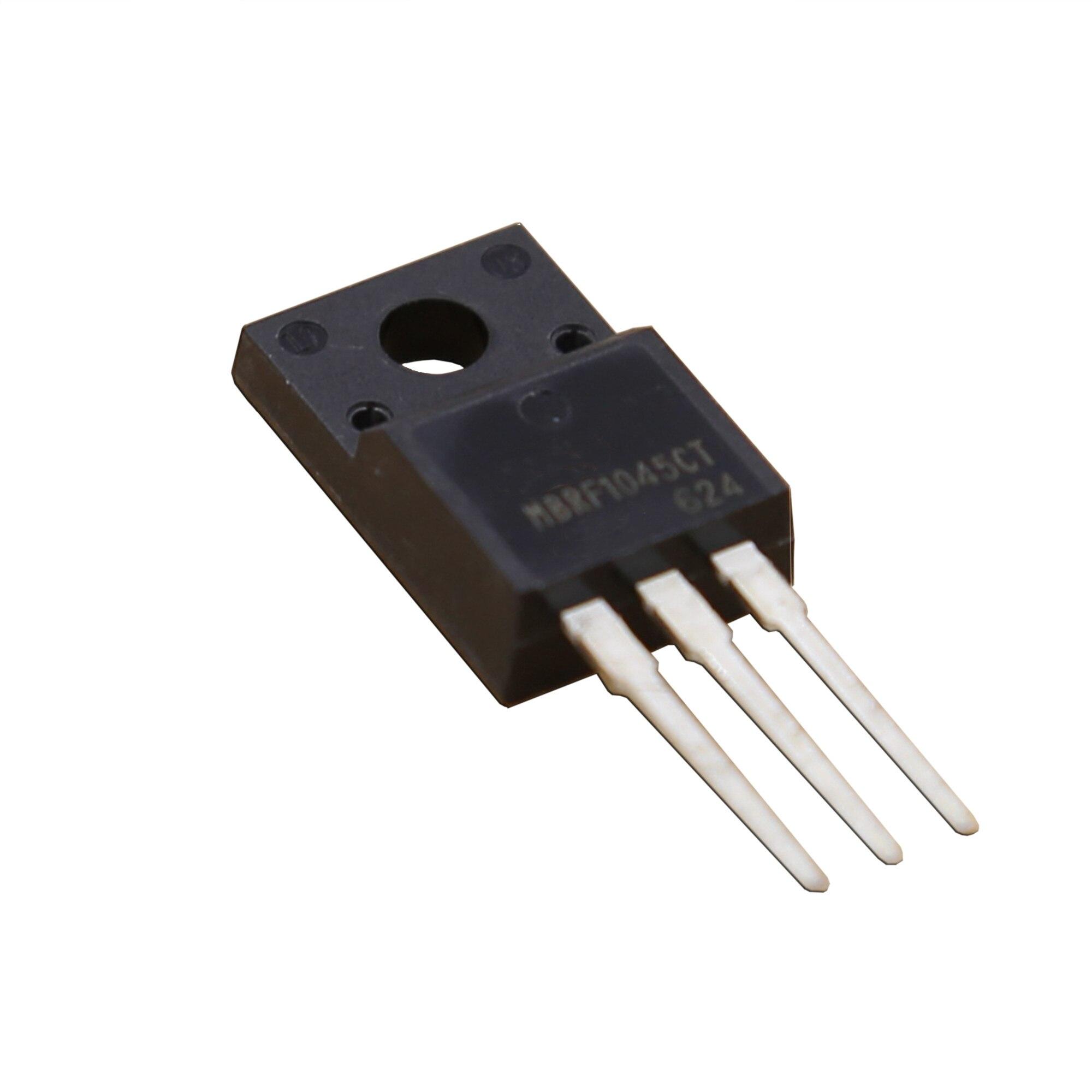 50pcs 10SQ045 10A 45V Schottky Rectifiers R-6