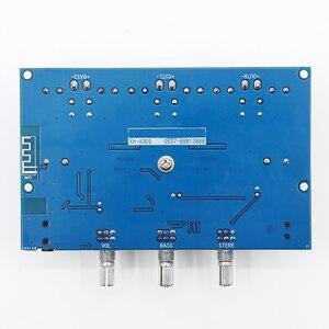 Image 2 - Kaolanhon DC12 ~ 24V 100W + 50W * 2 5.0 Bluetooth amplifikatör kurulu yüksek güç çift TPA3116D2 2.1 dijital amplifikatör kurulu AUX ile ton