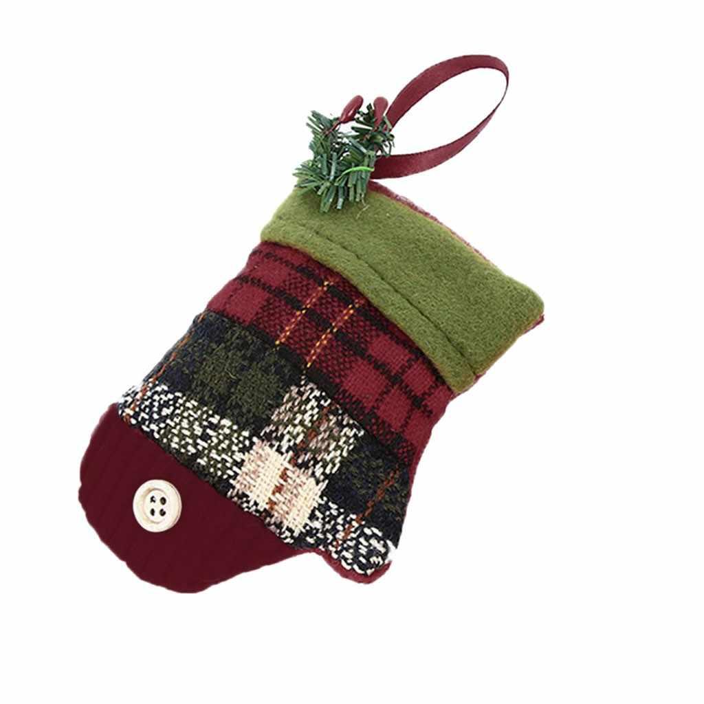 Heißer Weihnachten Baum Anhänger Santa Tür Fenster Hängen Ornamente Weihnachten Dekoration Festival Geschenk Liefert Decor Neue Jahr A30819