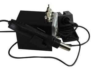 Image 3 - Nuovo Eruntop 8586 Display Digitale Saldatura Elettrica Metalli + Fai Da Te Pistola Ad ARIA calda Migliore SMD STAZIONE di Rilavorazione