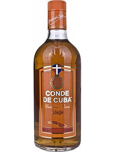Conde De Cuba Añejo Rum (1x 0,7l)